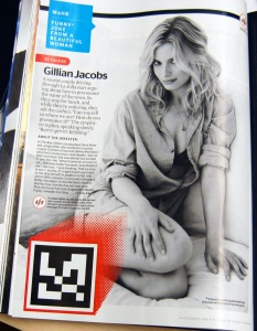 Esquire - Joke from a beautiful woman - AR Special