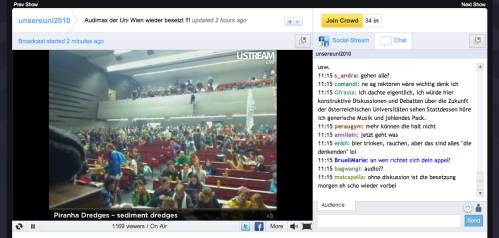 Screenshot_Ustream von Uni Brennt_19.10.2010